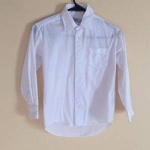 Unisex Izod Collared Button Down Shirt
